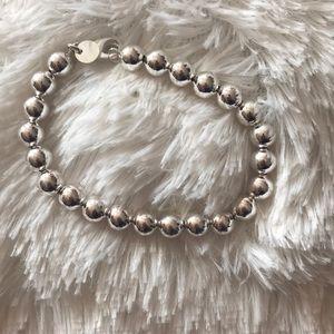 Jewelry - 925 sterling silver chain bracelet